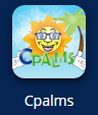 CPALMS app image, Link to CPALMS